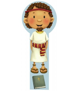 Jo3D bookmark for children...