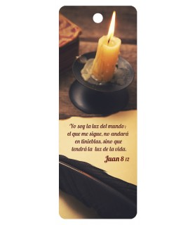 3D bookmark (Candle)