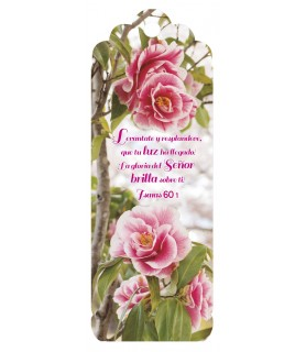 3D bookmark (Rose)