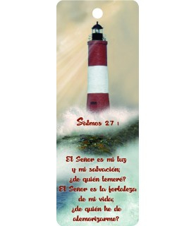 3D bookmark (Lighthouse)