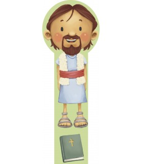 3D bookmark for children...
