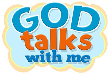 God talks with me