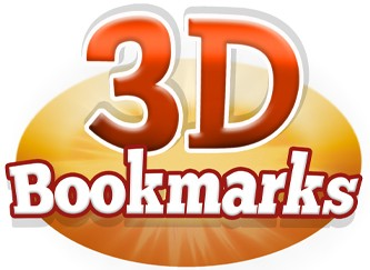 3D Bookmarks
